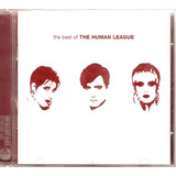 Cd The Human League   The Best Of   Raríssimo