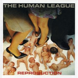 Cd The Human League Reproduction