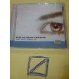 Cd The Human League The Very Best Of