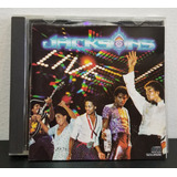 Cd The Jacksons 5 Five   Live   Original   Frete 10 00