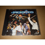 Cd The Jacksons Live   Excelente  Importado