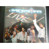 Cd The Jacksons Live Original