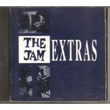 Cd The Jam Extras Importado Usa