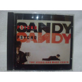 Cd The Jesus And Mary Chain  Psychocandy  Importado