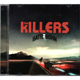 Cd The Killers   Battle Born
