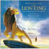 Cd The Lion King   Walt Disney   Importado