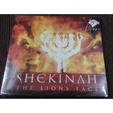 Cd The Lions Face Shekinah Original Lacrado 1690