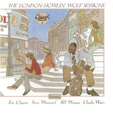Cd The London Howlin  Wolf Sessions   Novo