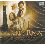 Cd The Lord Of The Rings   Novo Lacrado