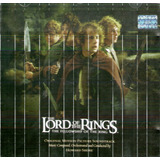 Cd The Lord Of The Rings   The Fellowship Of The   Novo