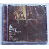 Cd The Magic Numbers Those The Brokes  2006  Lacrado