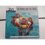 Cd The Mamas And The Papas   The Millennium Collection