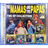 Cd The Mamas And The Papas The Ep Collection Original