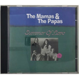Cd The Mamas E The Papas Summer Of Love   A1