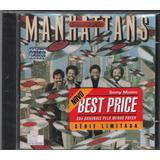 Cd The Manhattans Greatest Hits Lacrado