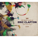 Cd The Many Faces Of Eric Clapton  3 Cds