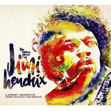 Cd The Many Faces Of Jimi Hendrix  3 Cds