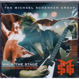 Cd The Michael Schenker Group   Novo