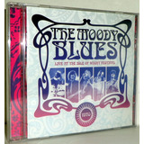 Cd The Moody Blues   Live At Isle Of Wight