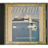 Cd The Moody Blues I Know You Out There Imp Uk   C6