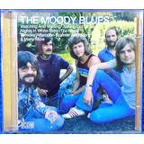 Cd The Moody Blues Icon Original Pronta Entrega