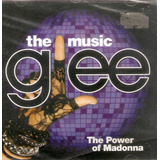 Cd The Music Glee   The Power Of Madonna   Novo Lacrado