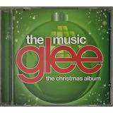 Cd The Music Glee The Christmas Album Sony Music   D3