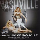Cd The Music Of Nashville Season 1 Vol 1    C7