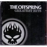 Cd The Offspring   Greatest Hits   Novo