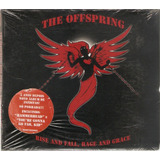 Cd The Offspring   Rise And Fall  Rage And   Pac   Novo