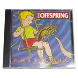 Cd The Offspring Americana Original Bad Religion Black Flag