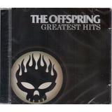 Cd The Offspring Greatest Hits Original Lacrado