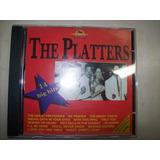 Cd The Platters   14 Big Hits   Novo   Lacrado