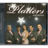 Cd The Platters   And Friends