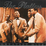 Cd The Platters   Greatest Hits   Novo  Importado