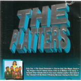 Cd The Platters   Only You   Novo
