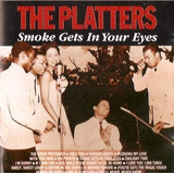 Cd The Platters   Smoke Gets In Your Eyes   Semi Novo