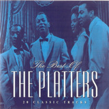 Cd The Platters   The Best Of   Novo Porém Deslacrado