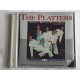 Cd The Platters Golden Hits 1986   Original   Novo   Lacrado