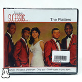 Cd The Platters Sempre Sucessos Vol 3 Great Pretender Novo