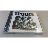 Cd The Police   Greatest Hits   Importado   Lacrado
