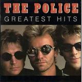 Cd The Police Greatest Hits Remasterizado Original Lacrado