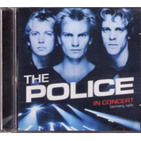 Cd The Police In Concert Frete Grátis