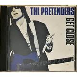 Cd The Pretenders Get Close 1987 1ª Ed   C1
