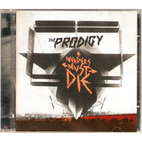 Cd The Prodigy   Invaders Must Die   Novo