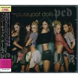 Cd The Pussycat Dolls   Pcd   Bonus Tracks   Importado Japão