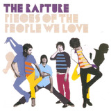 Cd The Rapture   Pieces Of The People We Love   Novo