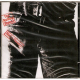 Cd The Rolling Stones   Sticky Fingers   Novo