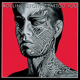 Cd The Rolling Stones Tattoo You
