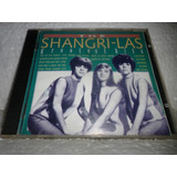 Cd The Shamgri las   Greatest Hits 1992 Belgium